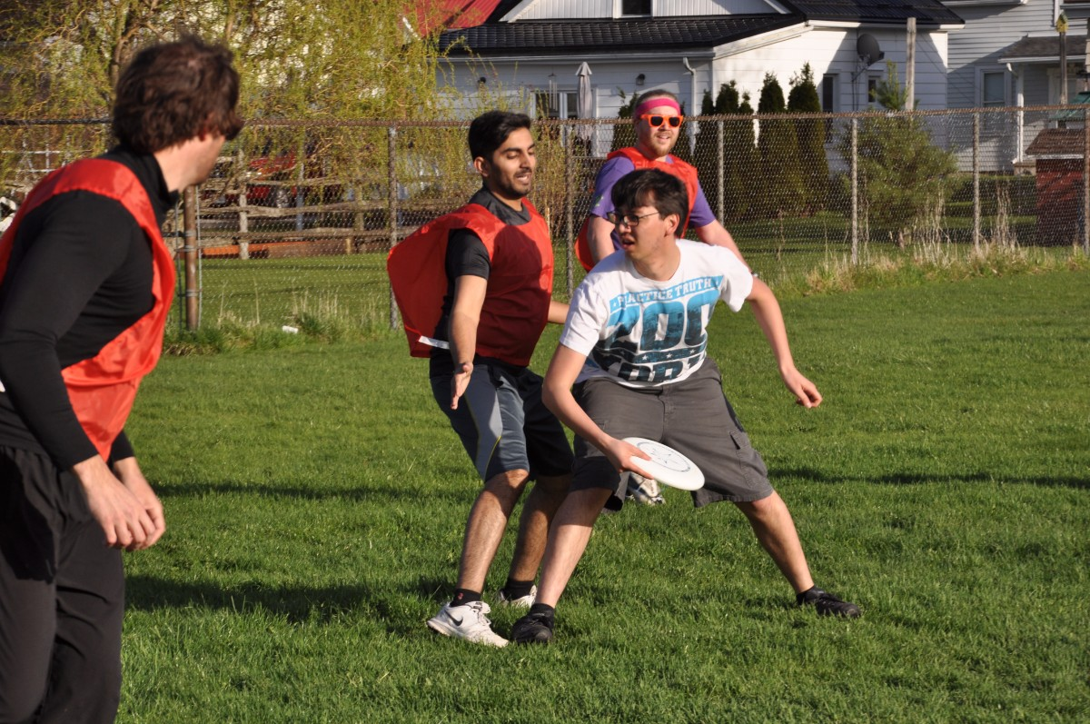 [@YMCA] Ultimate Frisbee – Monday August 26