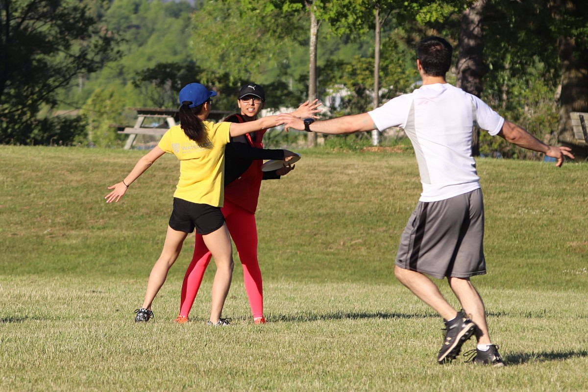 Ultimate Frisbee – October 8 – YMCA