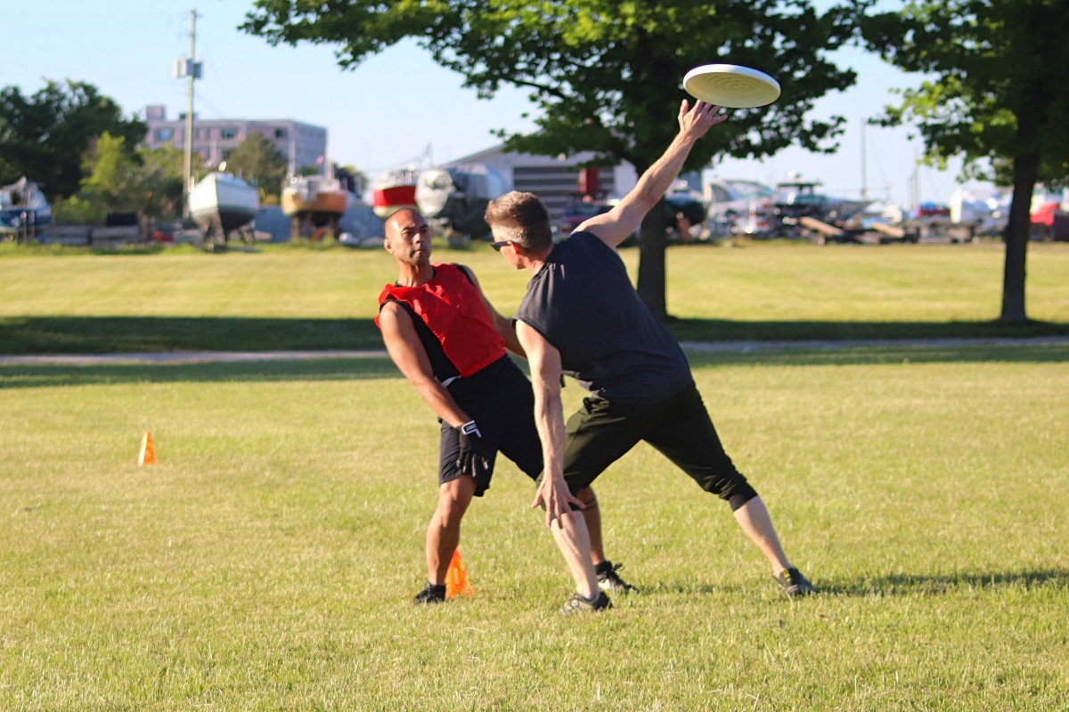 Ultimate Frisbee – Monday June 10