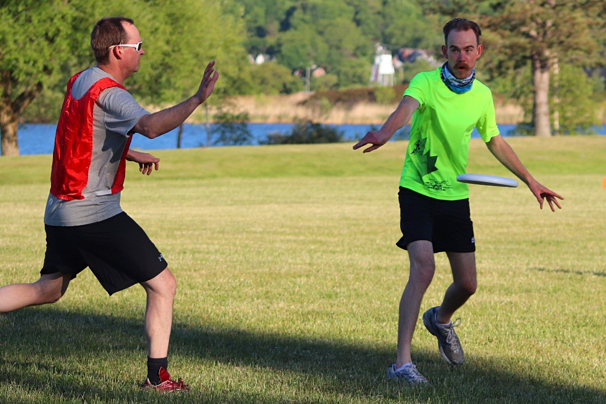 Ultimate Frisbee – Monday Oct 7 @ 5:30