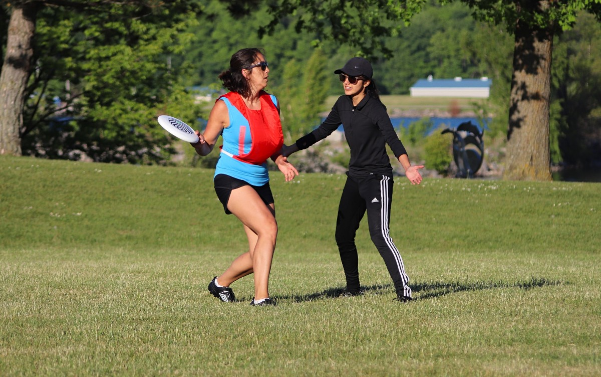 Ultimate Frisbee – Monday July 8