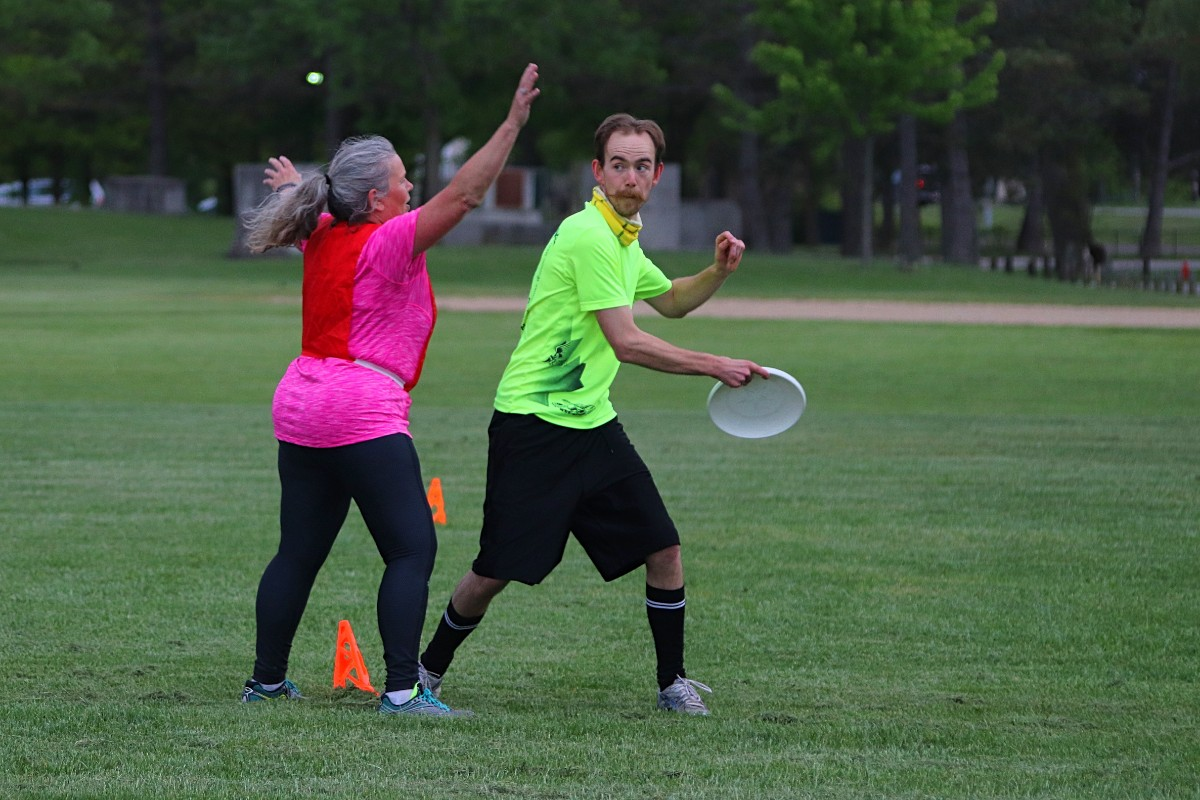 Ultimate Frisbee – Monday Sept 23