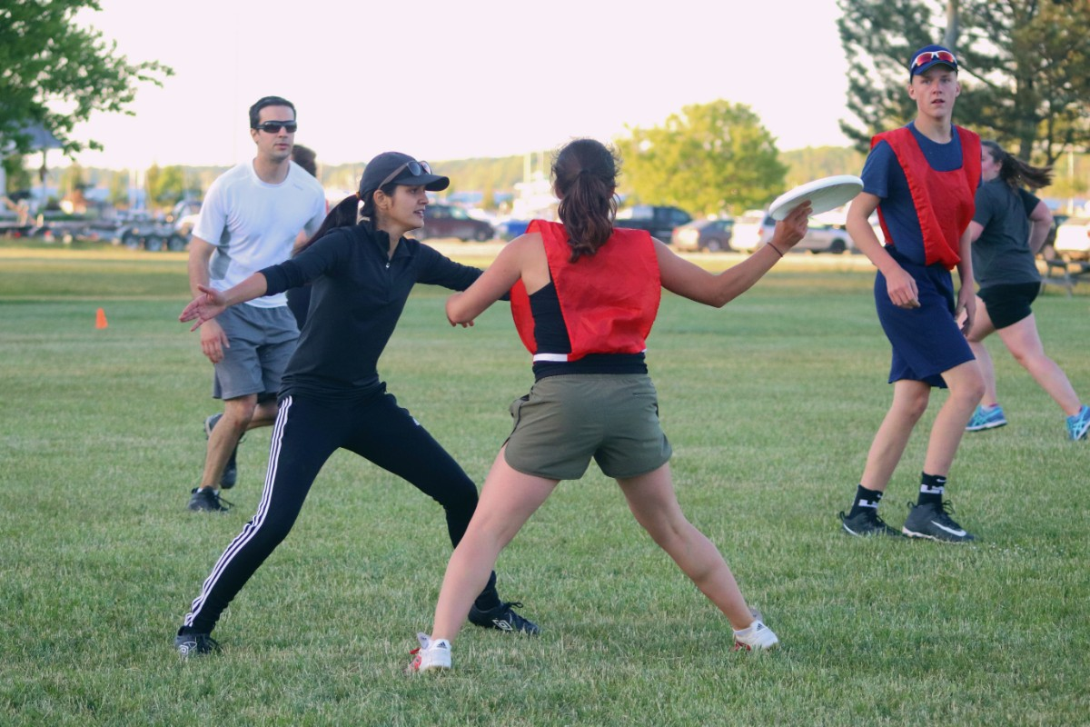 [@YMCA] Ultimate Frisbee – Monday August 12