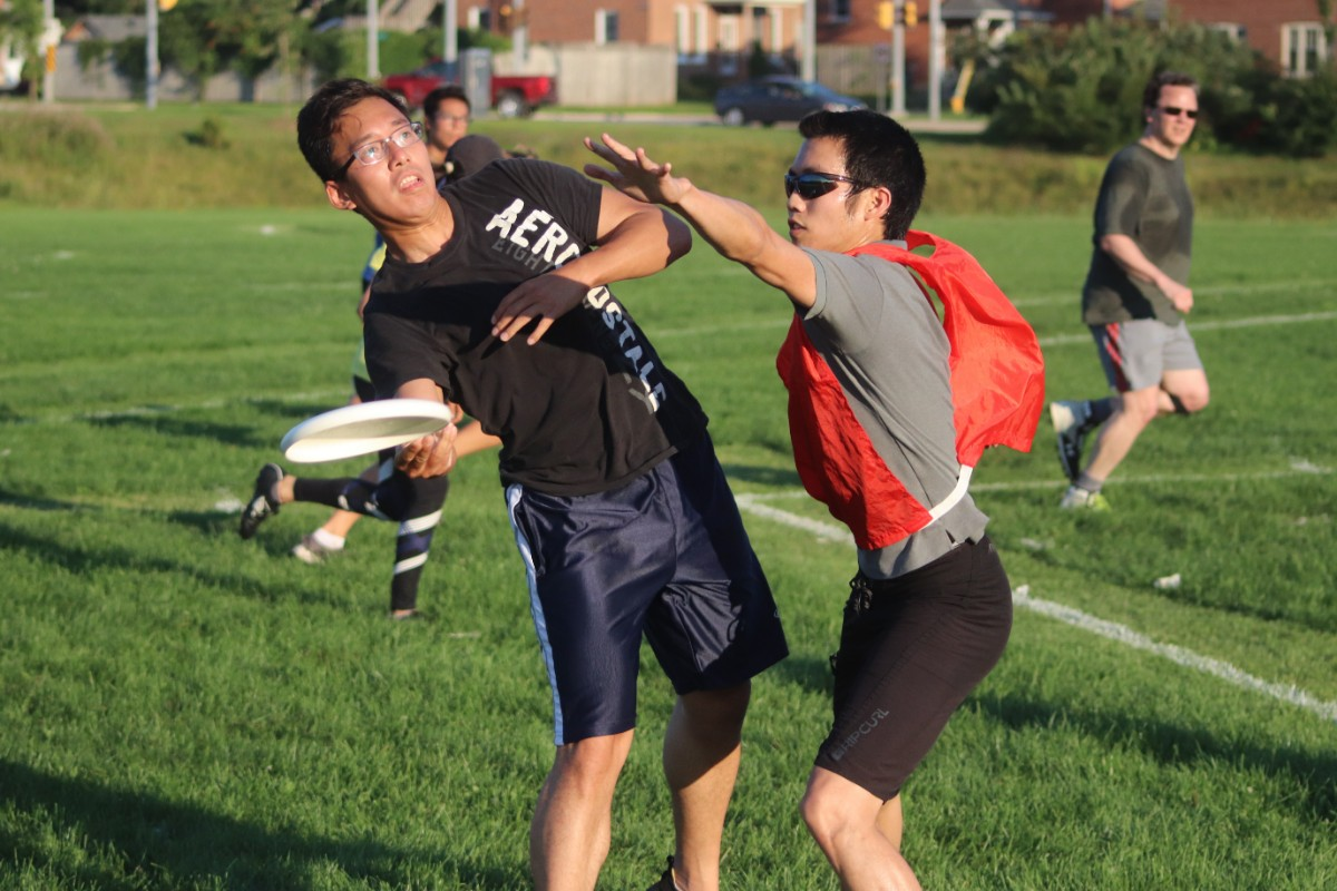 [@YMCA] Ultimate Frisbee – Monday August 19