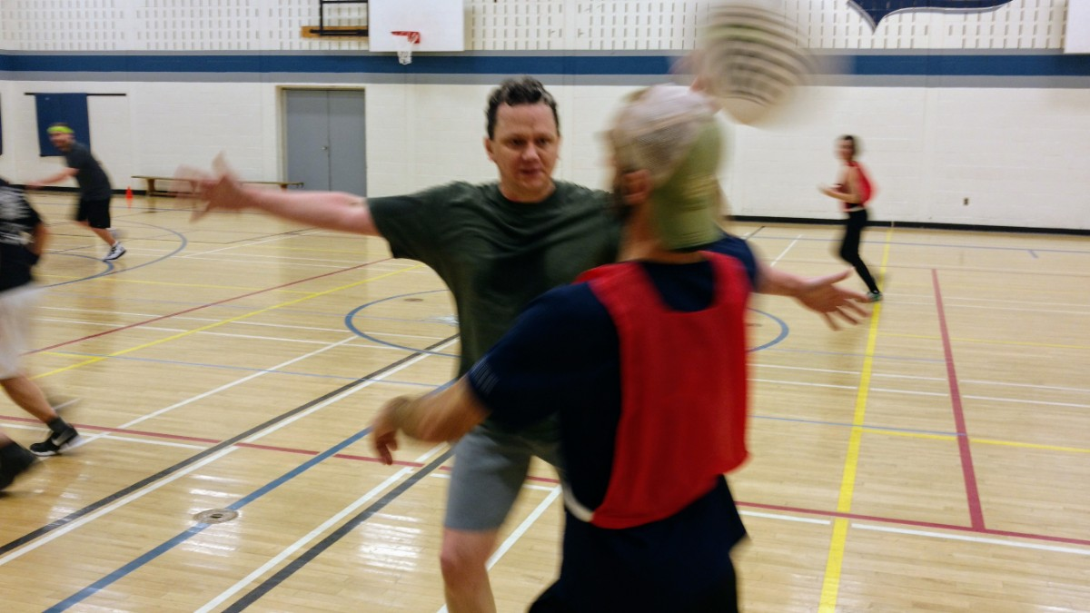 [CANCELLED] Indoor Ultimate Frisbee – December 7